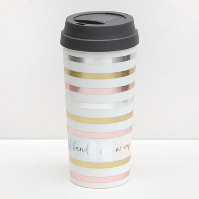 metallic-stripe-thermal-travel-mug-thm006-Cups and Mugs-1