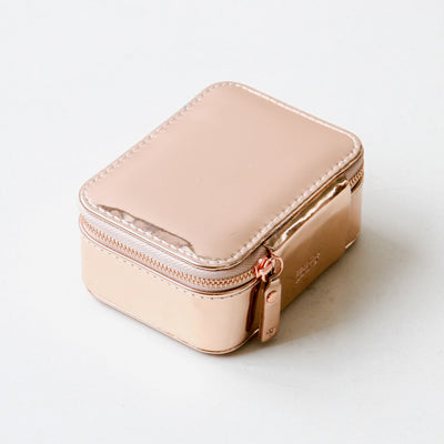 rose-gold-travel-jewellery-box-sqj101-Jewellery Storage-1