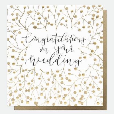 gold-calligraphy-large-wedding-card-reb006-Single Cards-1