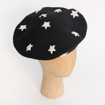 black-white-wool-star-beret-da6031-Hats-1
