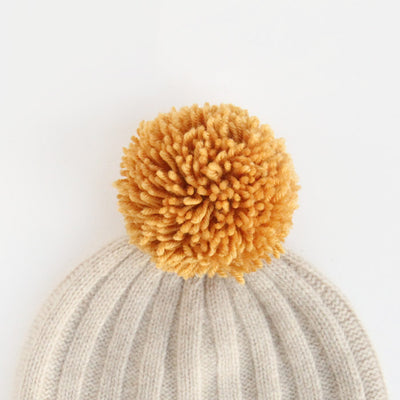 yellow-wool-hat-pom-da5964-Pom Poms-1