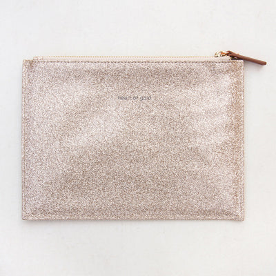 gold-glitter-slogan-pouch-da5350-Purses and Pouches-1