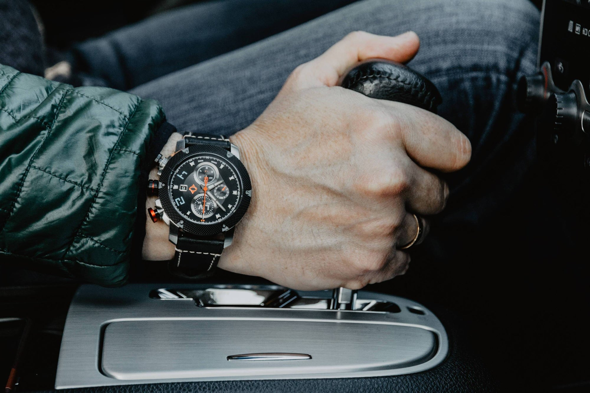 Fast Cars & Racy Watches
