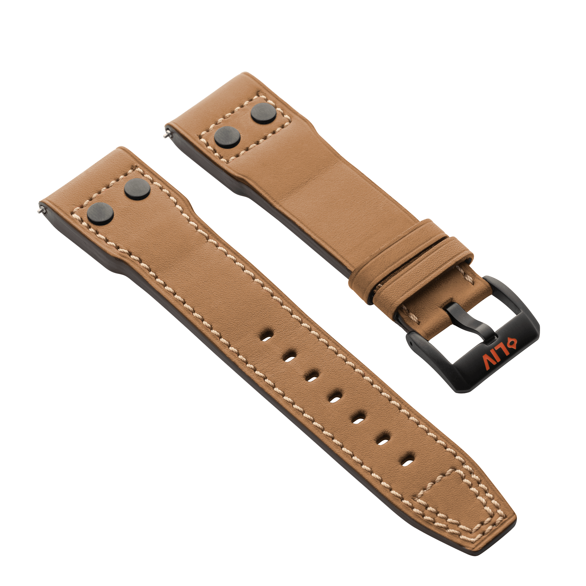 Pilot's Barenia Leather | 23mm - LIV Swiss Watches