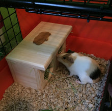 Load image into Gallery viewer, Guinea Pig Hay Feeder