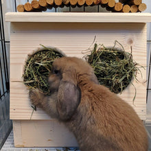 Load image into Gallery viewer, Rabbit Hay Feeder