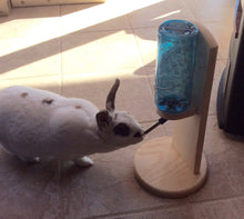 Load image into Gallery viewer, Rabbit, guinea pig, chinchilla water bottle holder