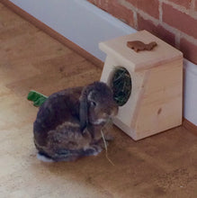Load image into Gallery viewer, Rabbit Hay Feeder mini