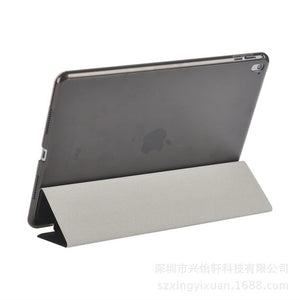 "CoverON Smart Cover For Apple iPad 10.2"" inch 8th & 7th Generation Case, Tri Fold Tablet Case - Transparent Smoke"