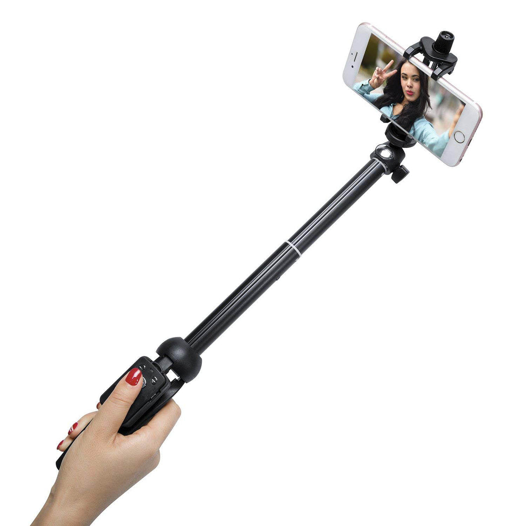 Selfie Stick Tripod for Phones - Universal Extra Long 40