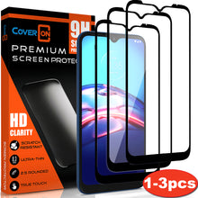 Load image into Gallery viewer, Motorola Moto E (2020) Tempered Glass Screen Protector - InvisiGuard Series (1-3 Pack)