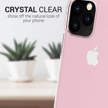 Load image into Gallery viewer, iPhone 11 Pro Max Clear Case - Slim Hard Phone Cover - ClearGuard Series