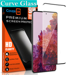 Samsung Galaxy S21 Ultra Tempered Glass Screen Protector - InvisiGuard Series (1-3 Pack)
