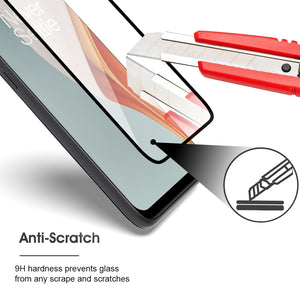 OnePlus Nord N100 Tempered Glass Screen Protector - InvisiGuard Series (1-3 Pack)