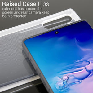 Samsung Galaxy Note 10 Case - Slim TPU Rubber Phone Cover - FlexGuard Series