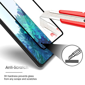 Samsung Galaxy S21 Tempered Glass Screen Protector - InvisiGuard Series (1-3 Pack)