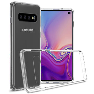 Samsung Galaxy S10 Clear Case - Slim Hard Phone Cover - ClearGuard Series