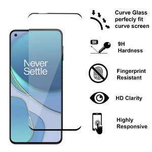 OnePlus 9 Pro Tempered Glass Screen Protector - InvisiGuard Series (1-3 Pack)