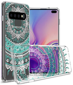 Samsung Galaxy S10 Plus Clear Case - Slim Hard Phone Cover - ClearGuard Series