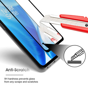 Samsung Galaxy S20 Tempered Glass Screen Protector - InvisiGuard Series