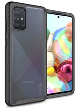 Load image into Gallery viewer, Samsung Galaxy A71 Case - Heavy Duty Shockproof Clear Phone Cover - EOS Series