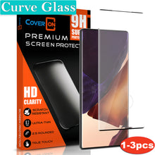 Load image into Gallery viewer, Samsung Galaxy Note 20 Ultra Tempered Glass Screen Protector - InvisiGuard Series (1-3 Pack)