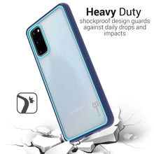 Load image into Gallery viewer, Samsung Galaxy S20 Case Clear Premium Hard Shockproof Phone Cover - Unity Series