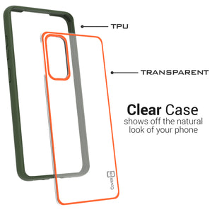 Samsung Galaxy S20 Case Clear Premium Hard Shockproof Phone Cover - Unity Series