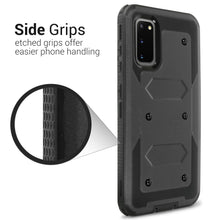 Load image into Gallery viewer, Samsung Galaxy S20 Ultra Case - Heavy Duty Shockproof Phone Cover - Tank Series