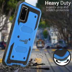 Samsung Galaxy S20 Ultra Case - Heavy Duty Shockproof Phone Cover - Tank Series