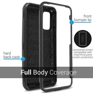 Samsung Galaxy S20 Plus Case - Heavy Duty Shockproof Phone Cover - Tank Series