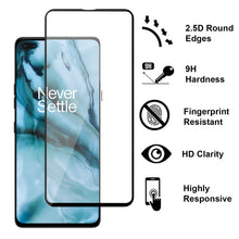Load image into Gallery viewer, OnePlus Nord Tempered Glass Screen Protector - InvisiGuard Series (1-3 Pack)