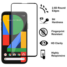 Load image into Gallery viewer, Google Pixel 4a Tempered Glass Screen Protector - InvisiGuard Series (1-3 Pack)