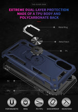 Load image into Gallery viewer, Samsung Galaxy A01 (US Verison) Case with Metal Ring - Resistor Series