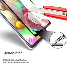 Load image into Gallery viewer, Samsung Galaxy A71 / Galaxy A71 5G Tempered Glass Screen Protector - InvisiGuard Series (1-3 Pack)