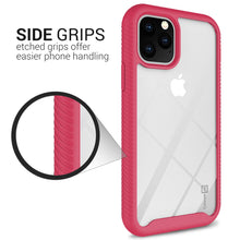 Load image into Gallery viewer, iPhone 11 Pro Case - Heavy Duty Shockproof Clear Phone Cover - EOS Series