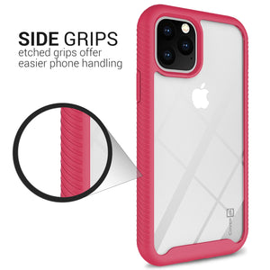 iPhone 11 Pro Case - Heavy Duty Shockproof Clear Phone Cover - EOS Series