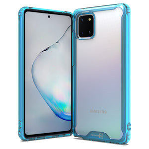 Samsung Galaxy Note 10 Lite / Galaxy A81 Clear Case Hard Slim Protective Phone Cover - Pure View Series