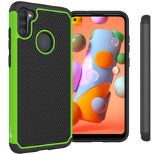 Load image into Gallery viewer, Samsung Galaxy A11 Case - Heavy Duty Protective Hybrid Phone Cover - HexaGuard Series