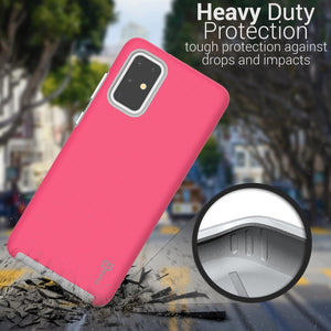 Samsung Galaxy S20 Plus Case Protective Hybrid Phone Cover - Rugged Series