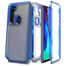 Load image into Gallery viewer, Motorola Moto G Stylus Clear Case - Full Body Tough Military Grade Shockproof Phone Cover
