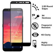 "Load image into Gallery viewer, Nokia C2 (5.7"") Tempered Glass Screen Protector - InvisiGuard Series (1-3 Pack)"