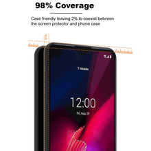 Load image into Gallery viewer, TCL T-Mobile Revvl 4 Plus Tempered Glass Screen Protector - InvisiGuard Series (1-3 Pack)