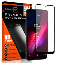 Load image into Gallery viewer, TCL T-Mobile Revvl 4 Tempered Glass Screen Protector - InvisiGuard Series (1-3 Pack)