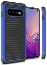 Load image into Gallery viewer, Samsung Galaxy S10 Case - Heavy Duty Protective Hybrid Phone Cover - HexaGuard Series
