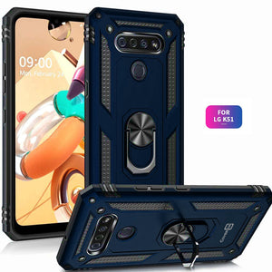 LG K51 / Reflect Case with Metal Ring - Resistor Series