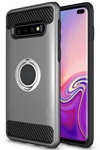 Load image into Gallery viewer, Samsung Galaxy S10 Plus Case with Ring - Magnetic Mount Compatible - RingCase Series