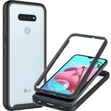 Load image into Gallery viewer, LG K51 Case - Heavy Duty Shockproof Clear Phone Cover - EOS Series