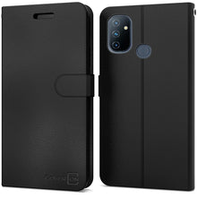 Load image into Gallery viewer, OnePlus Nord N100 Wallet Case - RFID Blocking Leather Folio Phone Pouch - CarryALL Series