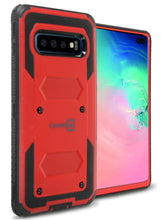 Load image into Gallery viewer, Samsung Galaxy S10 Plus Case - Heavy Duty Shockproof Phone Cover - Tank Series